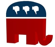 Thumbs Down to the Republican Party